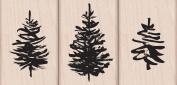 Hero Arts LP417 Paintbrush Trees Card Making Kit