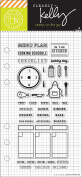 Hero Arts CL992 Kelly's Cooking Planner Card Making Kit