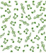 Leane Creatief BV Embossing Folder Musical Symbols 350973