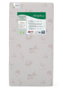 Simmons Kids BeautySleep Woodland Dreams with Air Sleep Comfort Crib and Toddler Mattress