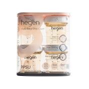 Hegen PCTO 150ml/5oz Breast Milk Storage (4-pack) PPSU