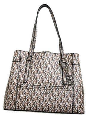 Guess Handbag Delaney Shopper, Gold GC453536-GOL