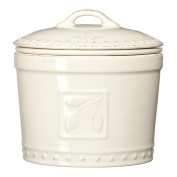 Signature Housewares Sorrento Collection 3 Piece Dip Chiller, Ivory