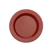 Maxwell and Williams Paint 32cm Rim Platter, Red