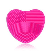 Sunsbell Makeup Brush Cleaning Mat Cosmetic Makeup Brush Finger Glove Silicone Scrubber Board Hand Cleaning Tools
