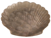 Cheung's Rattan CRLM-07/L Clam Shaped Capiz Shell Tray, Large