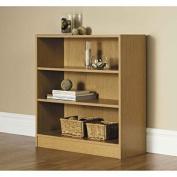 Orion Wide 3-Shelf Bookcase