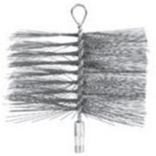 Brush Chimney Clean 15cm x 25cm Ret