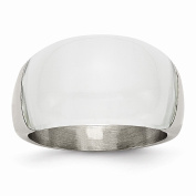 Jewellery Best Seller Stainless Steel 12mm Cat's Eye Size 6 Ring