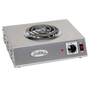 Broil King CSR-1TB Professional Single Hot Plate, 36cm by 10cm by 31cm , Grey
