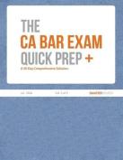 The CA Bar Exam Quick Prep Plus