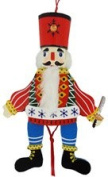 Traditional Russian Dancing Wood Pull Puppet
