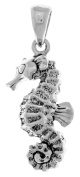 Jewellery Trends Sterling Silver Seahorse Pendant