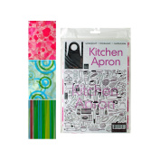 Kole Imports HM065 Waterproof Kitchen Apron