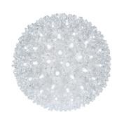 Wintergreen Lighting LED Starlight Sphere 50 Lights, 15cm , Cool White