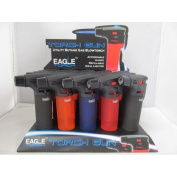EAGLE TORCH POCKET TORCH GUN ASSORTED colours 10cm PACK OF 1