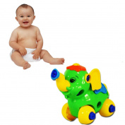Elephant Car,BeautyVan Christmas Gift Disassembly Elephant Car Design Educational toys for children