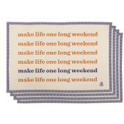 """Tommy Bahama """"Weekend"""" Placemat"""