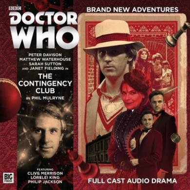 Doctor Who Main Range: The Contingency Club (Doctor Who Main Range)