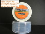 Walker Tape 1522 Clear Tape 12 Yards x 1.9cm