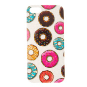 Claire's Girls and Womens Shimmer Doughnut Phone Case 5/5S/SE