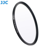 JJC F-MCUV72(A+) Ultra Slim Multi-coated UV Filter -- 0.7mm AGC Glass, 2.2mm Aluminium Frame, 99.5% Light Transmission, 6 Layers of Coating on Each Surface