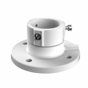 HIK17 - HIKVISION DS-1663ZJ WHITE CEILING MOUNTING BRACKET INDOOR/OUTDOOR FOR PTZ CCTV CAMERAS W/ 3YR WARRANTY