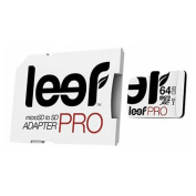 Leef LMP30A06410E30 64 GB Class 10 UHS-I Micro SDXC Pro Memory Card