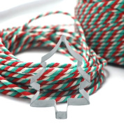 Christmas Tree Kit, includes cutter & 10m Jingle Bell Twine