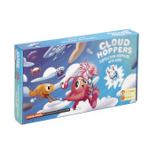 CLOUD HOPPER Addition and Subtraction board game STEM toy Maths resource for 6 years and up