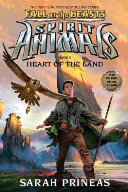 Heart of the Land (Spirit Animals: Fall of the Beasts, Book 5) (Spirit Animals: Fall of the Beasts)