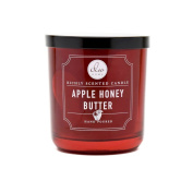 Dw Home Apple Honey Butter Richly Scented Candle Small Single Wick Hand Poured 120ml
