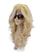 Lace Front Wig Long Wavy Curl , Romance Curl