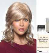 BERLIN by Noriko Wig, 15 Page Christy's Wigs Q & A Booklet, Wig Shampoo, Wig Cap & Wide Tooth Comb - Colour