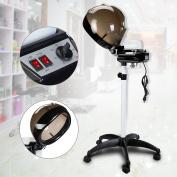 Gracelove Professional Salon Hair Steamer Beauty Salon Spa Equipment Hood Colour Processor
