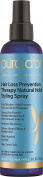 PURA D'OR Hair Loss Prevention Therapy Natural Hold Styling Spray, 8 Fluid Ounce