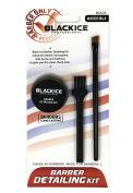 Black Ice Professional Barber Detailing Kit Black BDE01