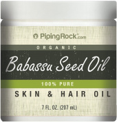 Babassu Oil Organic 210ml Jar