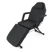 BELLAVIE© Professional Multi-purpose Salon Chair / Massage / Spa Table Adjustable, Black