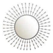 Stratton Home Decor SHD0247 Melissa Tear Drop Mirror