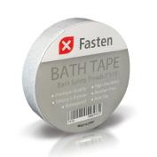 XFasten Anti Slip Tape Bathtub and Shower Treads, 2.5cm by 4.6m