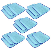 Rukiwa 15PC Pro-Clean Mopping Cloths for Braava Floor Mopping Robot 380 380T