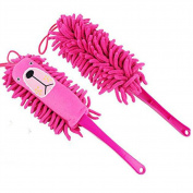 Loghot Chenille Anti-Static Absorbent Microfiber Soft Cartoon Animals Dusters Cleaning Brushes