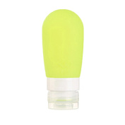 Shuohu Empty Silicone Travel Packing Press Bottle Shampoo Bath Container