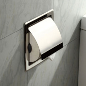 Toyofmine Recessed Toilet Paper Holder
