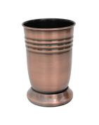 BathSense CM1393 Copper Style Bathroom Liquid Water Tumbler Rinsing Washing Cup, Copper