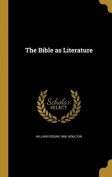 The Bible as Literature