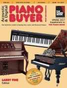 Acoustic & Digital Piano Buyer Spring 2017  : Supplement to the Piano Book
