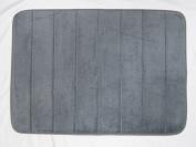 YK Decor Dark Colour 60cm Bath Rug Mat, Ship from US