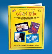 Wikki Stix Educational Resource Manual Moulding & Sculpting Sticks by Omnicor